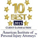 10 Best Personal Injury
